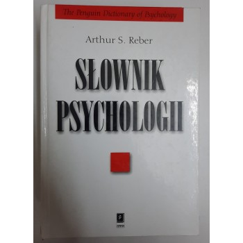Słownik psychologii Reber