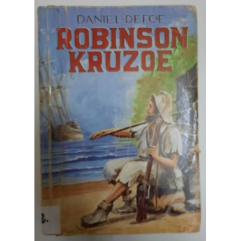 Robinson kruzoe Defoe