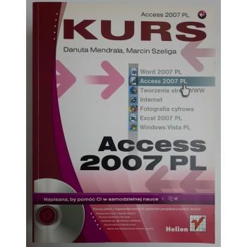 Kurs access 2007 Mendrala