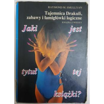 Jaki jest tytuł tej książki...