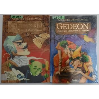 Gedeon tom 1 - 2 Miastkowska
