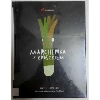 Marchewka z groszkiem...