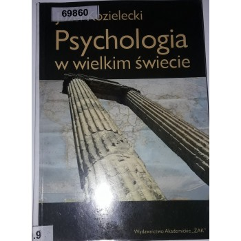 Psychologia w wielkim...