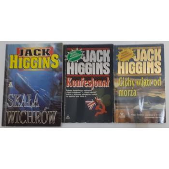 Higgins zestaw 3 sztuk