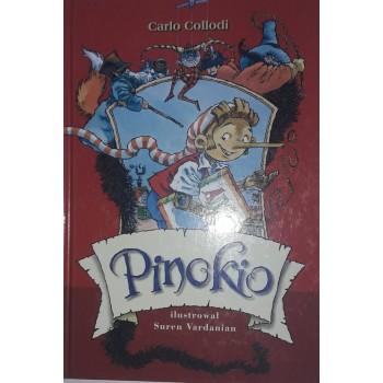 Pinokio ilustrował Vardanian