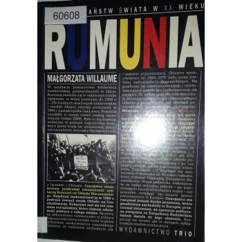 Rumunia historia państw...
