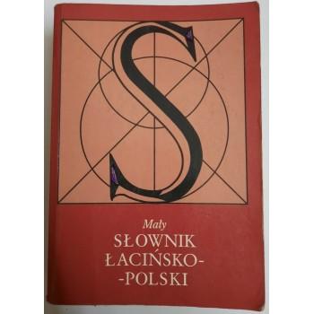 Mały słownik Łacińsko - Polski