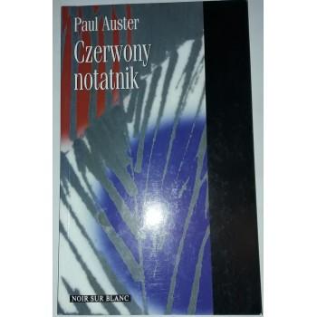 Czerwony notatnik Auster