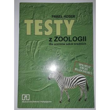 Testy z zoologii Hoser