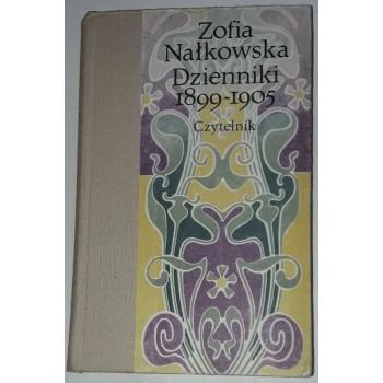 Dzienniki 1899-1905 Nałkowska