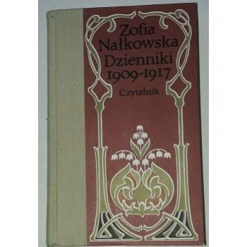 Dzienniki 1909-1917 Nałkowska