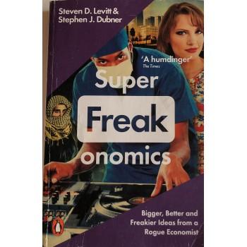 Superfreakonomics Levitt