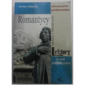 Romantycy - Nowacka