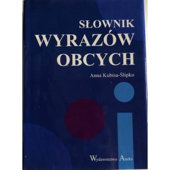 Słownik wyrazów obcych...