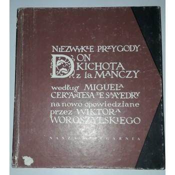 Niezwykłe przygody Don Kichota
