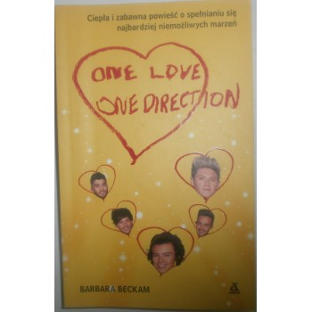 One love One Direction Beckam