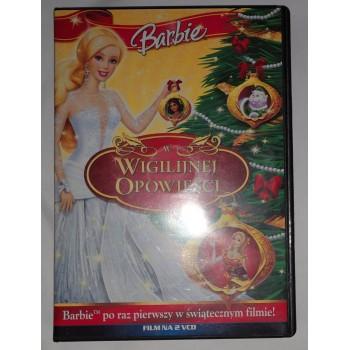 Barbie w wigilijnej...