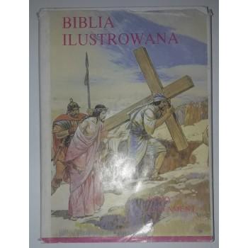 Biblia ilustrowana nowy...