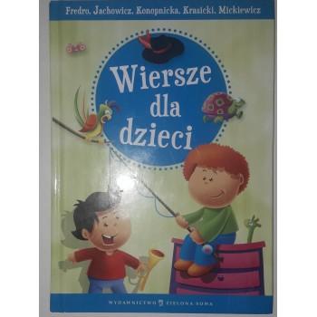 Wiersze dla dzieci Jachowicz