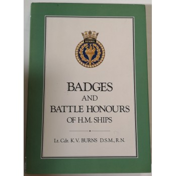 Badges and Battle Honours...