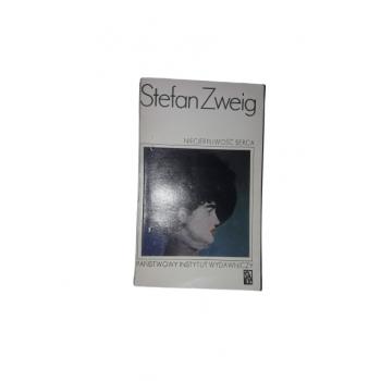 Niecierpliwość serca Zweig