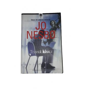Trzeci klucz Nesbo