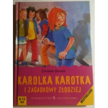 Karolka Karotka i zagadkowy...