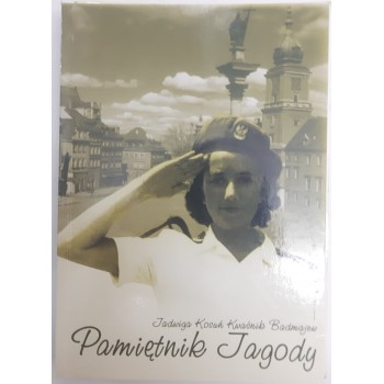 Pamiętnik Jagody Badmajew