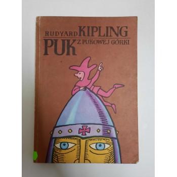 Puk z pukowej górki Kipling