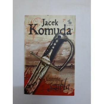 Czarna szabla Komuda