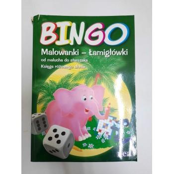 Bingo malowanki -...