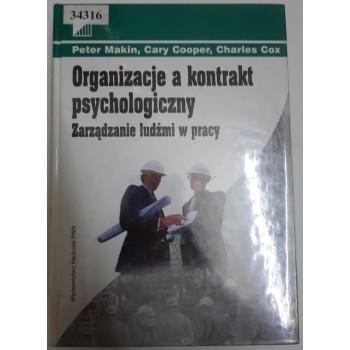 Organizacje a kontrakt...