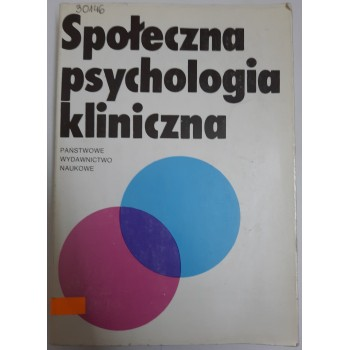 Społeczna psychologia...