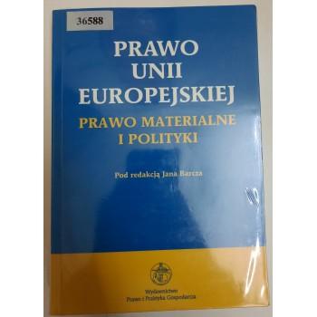 Prawo Unii Europejskiej...