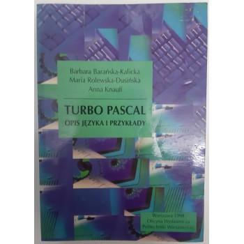 Turbo Pascal opis języka i...