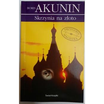 Skrzynia na złoto Akunin