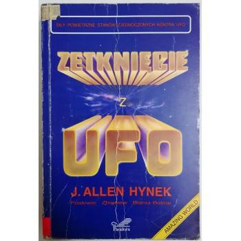 Zetknięcie z ufo Hynek