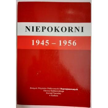 Niepokorni 1945 - 1956