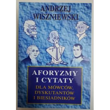 Aforyzmy i cytaty Wiszniewski