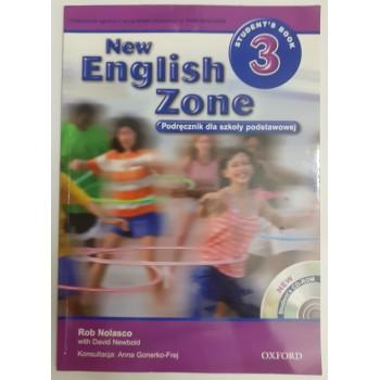 New English Zone Sudent`s...