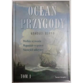 Ocean przygody tom 1 Blond