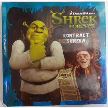 Shrek forever kontrakt shreka