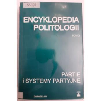 Encyklopedia politologii tom 3