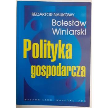 Polityka gospodarcza Winiarski