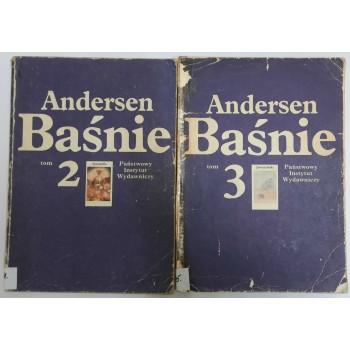 Andersen baśnie tom 2 -3 (...