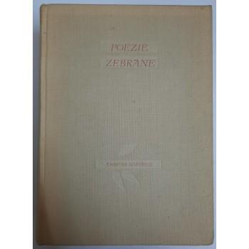 poezje zebrane Różewicz