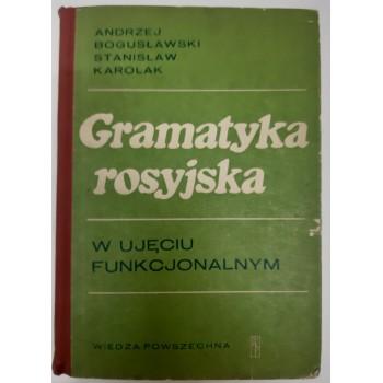 Gramatyka rosyjska w ujęciu...